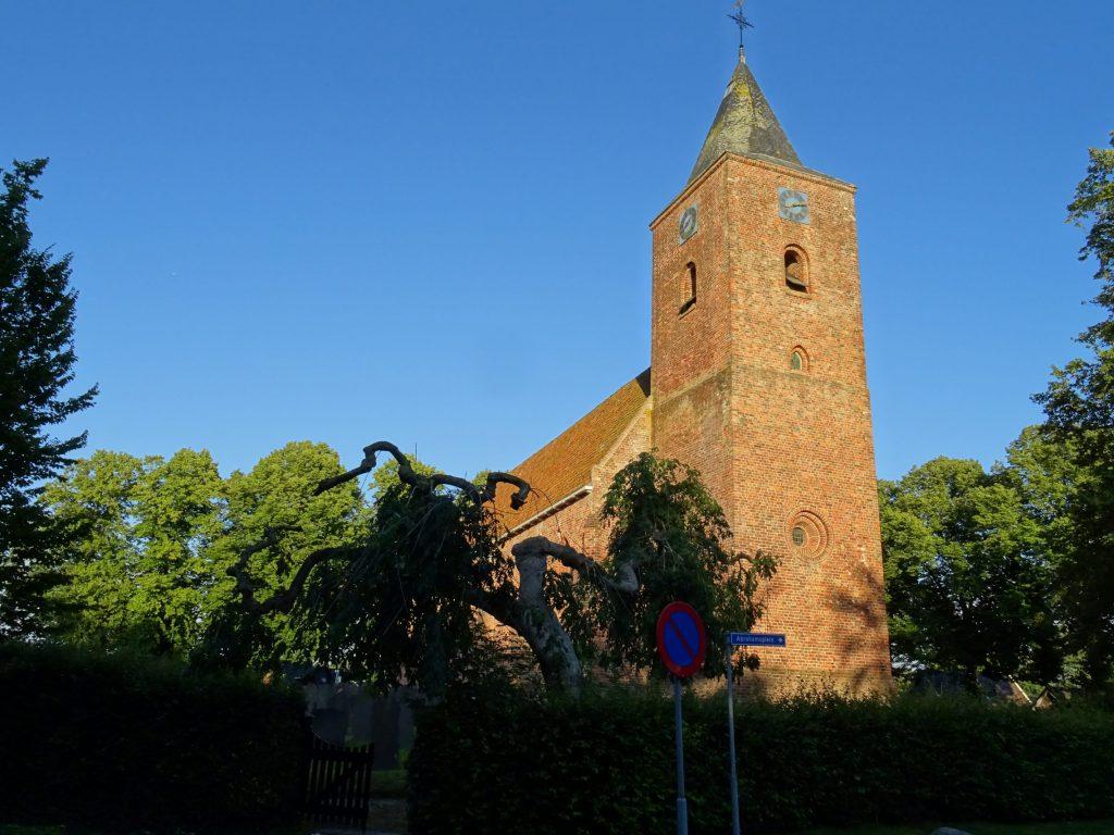 Kerk van Augustinusga nabij Fan 't Famke